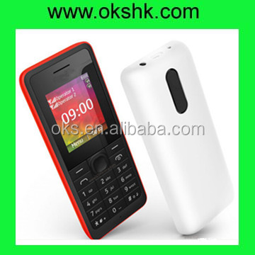 107 cheap Dual SIM orginal mobile phone