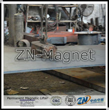 ZN Magnet 1500 kg Lifting Capacity Permanent Magnetic Lifter