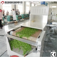 Tunnel Type Microwave Stevia Leaf Dry/Dehydration Machine/Drying Oven