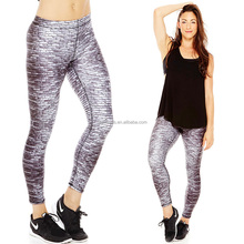 Sexy see through exercise gym workout leggings for women fitness tight compression yoga pants