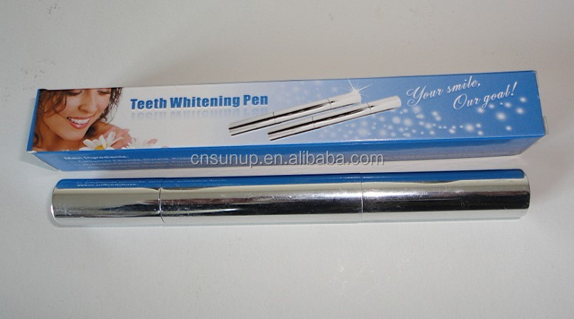 teeth whitening pen , private label dental whitening pen, non peroxide cp hp peroxide