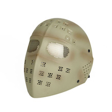 CS games full face mask tactical full face mesh airsoft mask