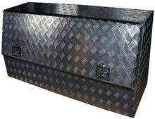UPRIGHT ALUMINUM TOOL BOX