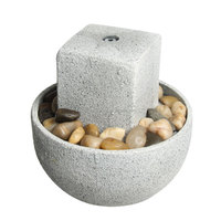 Latest design Classic Stone home decorative indoor water fountain