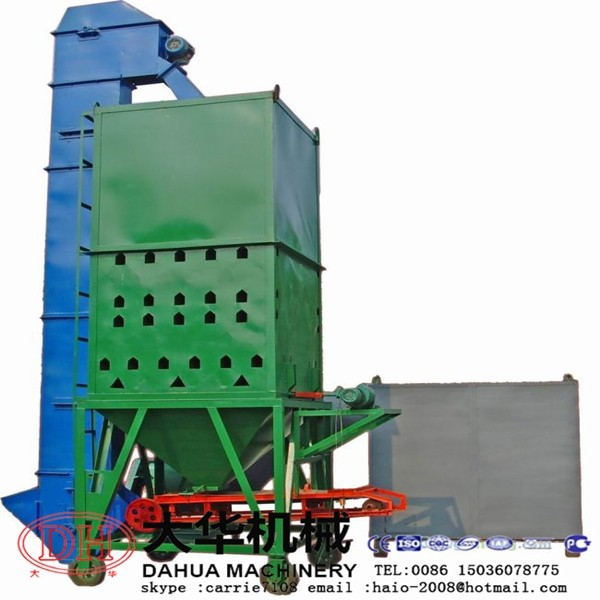 New design sucue quality grain dryer with low cost consumption
