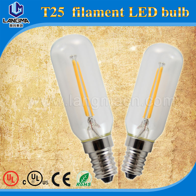 Led Bulbs 4w T20 Tubular Led Light Bulb Energy Saving 360 Degree for Desk Light Wall Light soft White