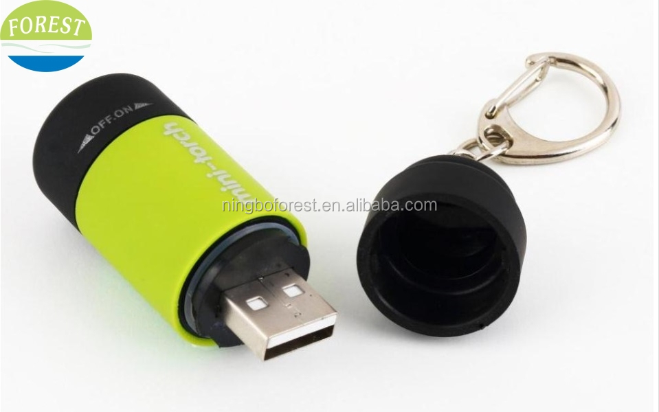 Mini usb rechargeable torch light,led usb rechargeable flashlight,mini usb torch