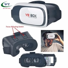 Shenzhen Plastic Vr Space Bluetooth Headset 3d Glasses With Rohs Certification Support 3d Movie,Games