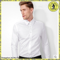 Latest Fashion 100% Cotton Custom Tailored Mens Dress Shirts Models