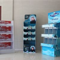 Multi Function PP Plastic Display Stand
