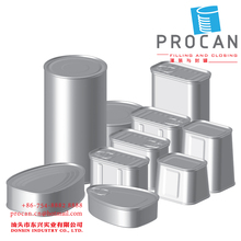 Stewed Pork, Corned Beef, Fisheon, Cod Liver Can Seamer - Vacuum Tin Tinner