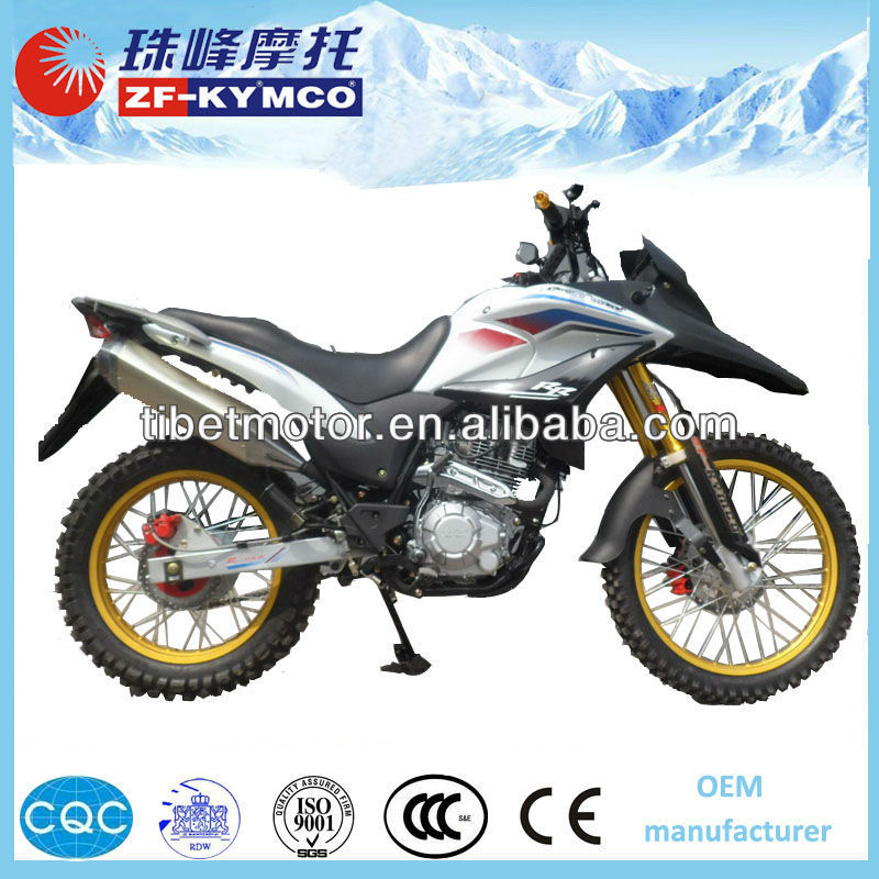 200cc china off road motorcycle for hot selling ZF200GY-A