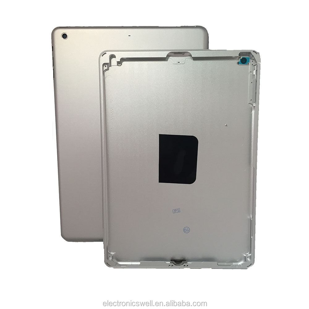 Wholesale Back Housing Battery cover Rear Door WIFI & 4G Version Replacement For Apple iPad Air/iPad 5