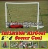 pictures of soccer balls (Inflatable Portable 5`*4` Goal)