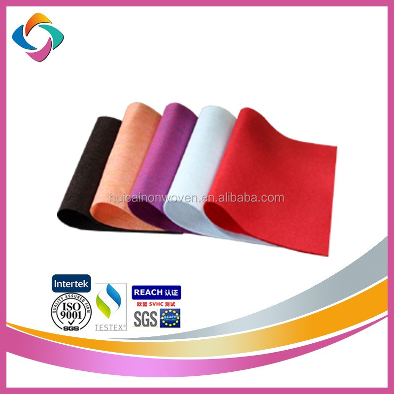 Best seller Excellent quality thick craft felt needle punch non woven felt manufacturer sale