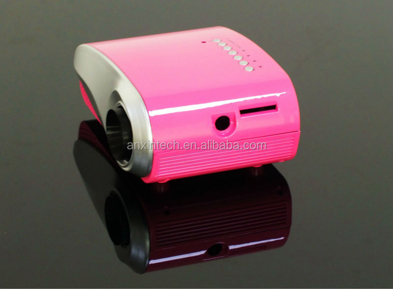 Different color Cheap Price smart Chirstmas projector mini ladybug projector