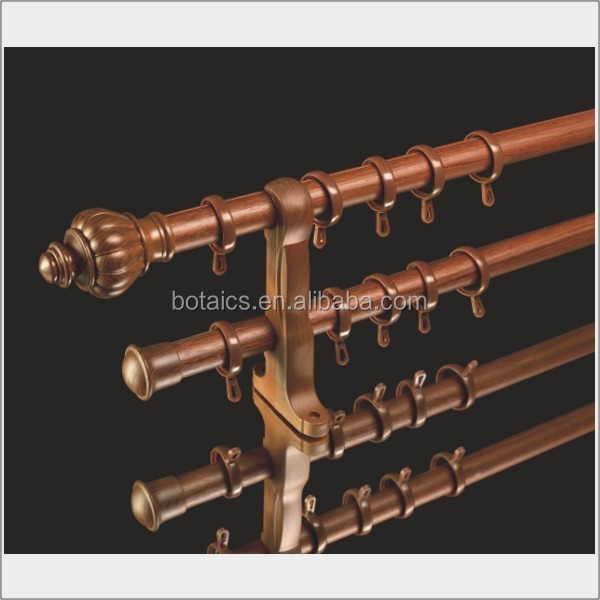 Metal Dual Curtain Rod, Metal Dual Curtain Rod Suppliers and ...