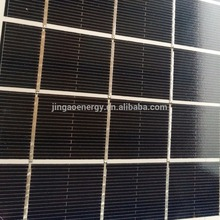 Low Price good quality monocrystalline solar panel selling from China famous supplier
