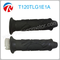 Jet 50 125cc motorcycle handle grip, motorcycle rubber hand grip