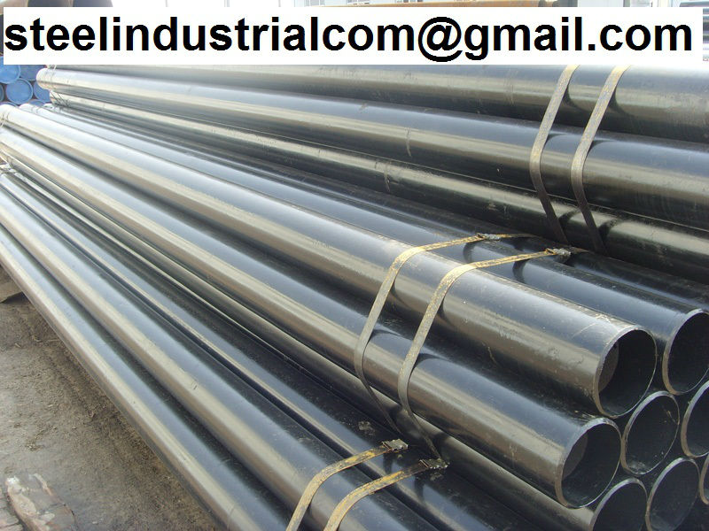 Hot-rolled Seamless Carbon Steel Pipes