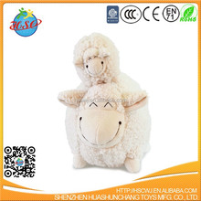 wholesale sheep plush toy animated sheep baby toy