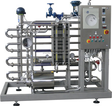 Commercial milk pasteurizer for ice cream machine