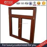 White Oak wood frame windows and doors