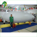 Outdoor Attractive Inflatable RC Blimp , Radio Control Airship With Logo Prints