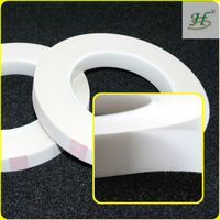 Customized single sided silicone glass cloth electrical insulated tape