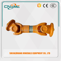 tapered and fenner shaft Universal shaft flex coupling