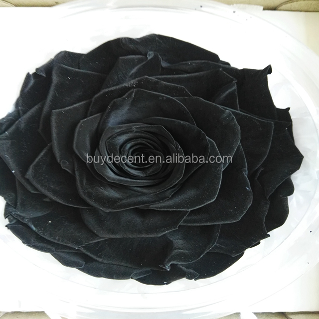 Chinese supplier artificial flowers long life wedding decoration flora rose big eternal flower on alibaba top manufacturer