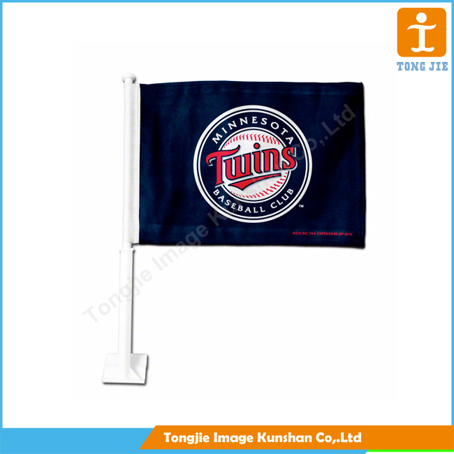 Hot sale custom car flag stands wholesale for promotion