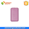 Wholesale price leather 5000mah portable power bank for laptop
