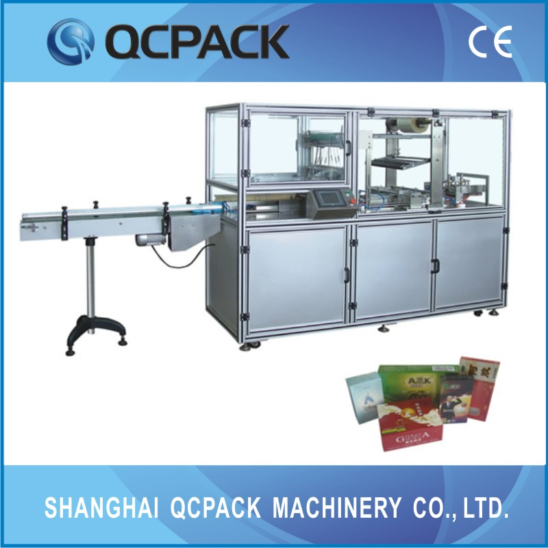 BTB-400 High speed Automatic Cellophane Wrapping Machine automatic lollipop packing machine