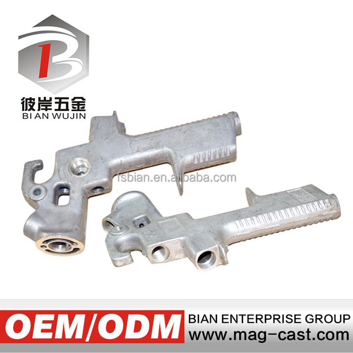 Customized die casting metal toy gun