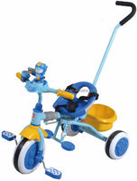 toy fold kids tricycle/children running bike 13817A