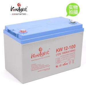 2019 Made in China 12V 100AH Storage battery for UPS/Solar system/etc.