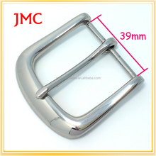 2016 super high quality metal pin buckle with dtm pvc dips
