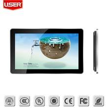 wall mount touch screen, ipad design 46 inch IR touch monitor
