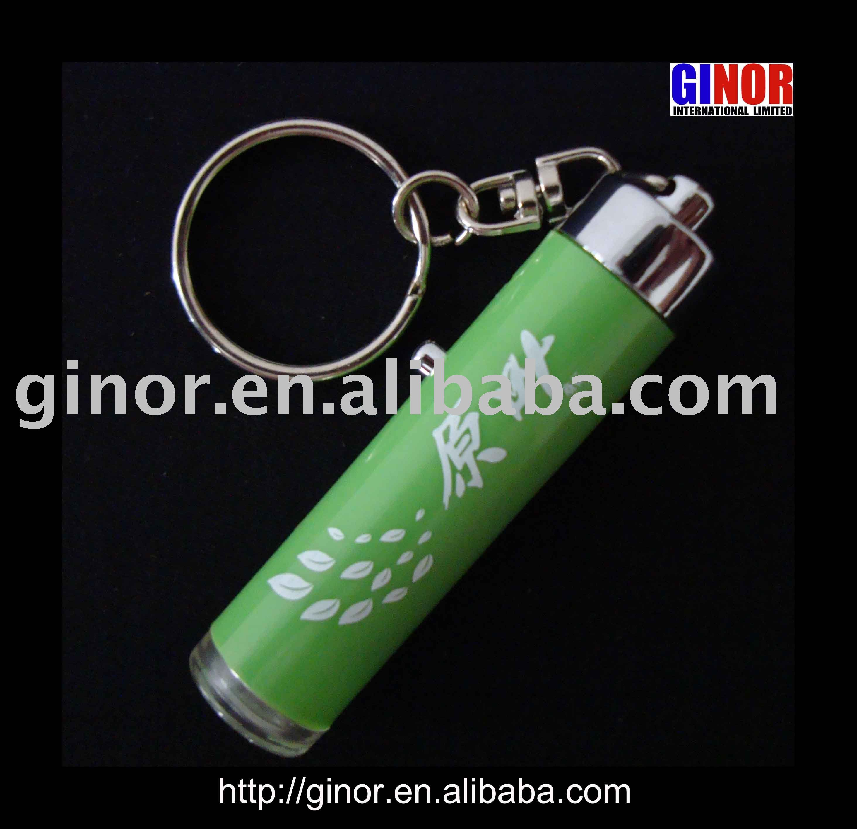 Led projector keychain/key holder/promotion gifts