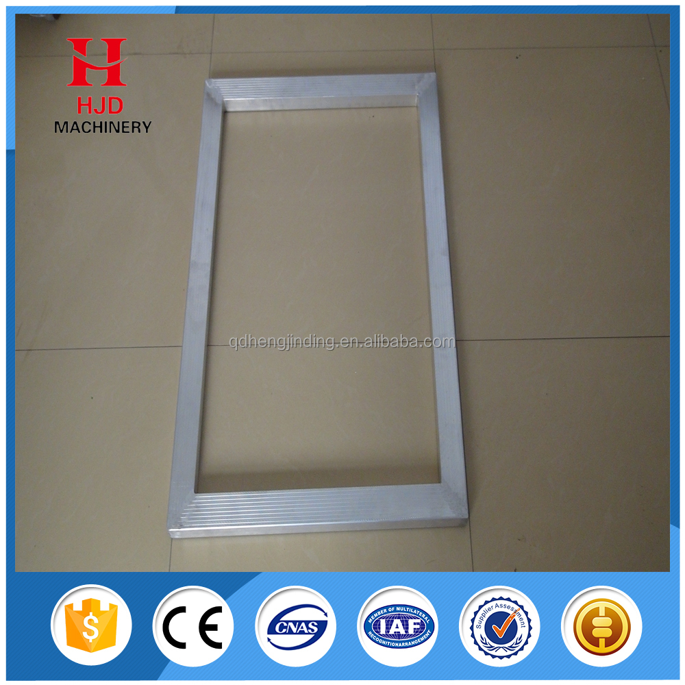 High Quality Aluminum Screen Frame For HJD-<strong>O2</strong> Machine