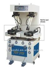 LS-872A automatic leather shoe making machines /sole pressing machine
