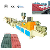 2016 Better Than Metal Roofing Sheet,PVC Glazed Tile Making Machine