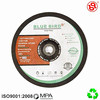 Full segmented diamond grinding wheels for glass