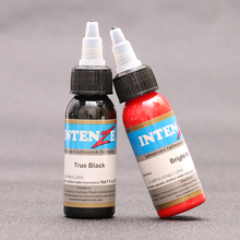 High Quality 14 Colors Tattoo Kit Ink 30ml/bottle Tattoo Pigment