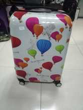 Hot sell new design travel ABS/PC trolley bag luggage set