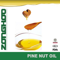 natural refined pine nut oil for cardiovascular support