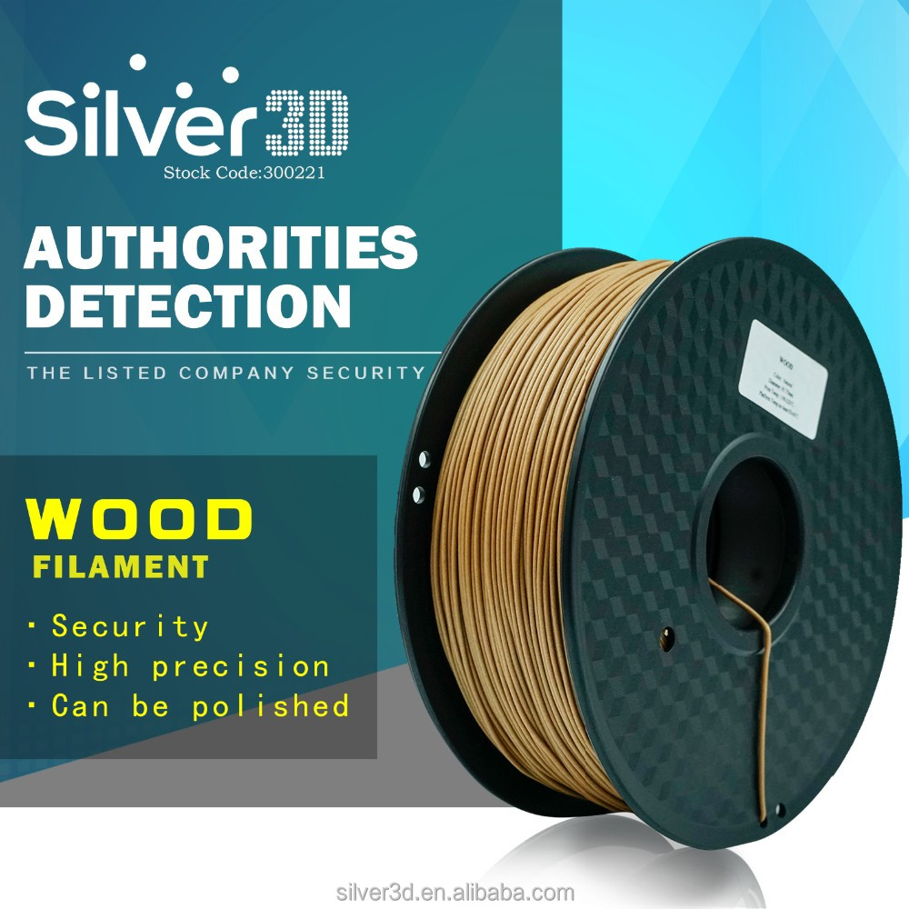 3D professional factory 3D printing filaments 1.75mm/3.0mm Metal/ABS/Wooden/Nylon 3D