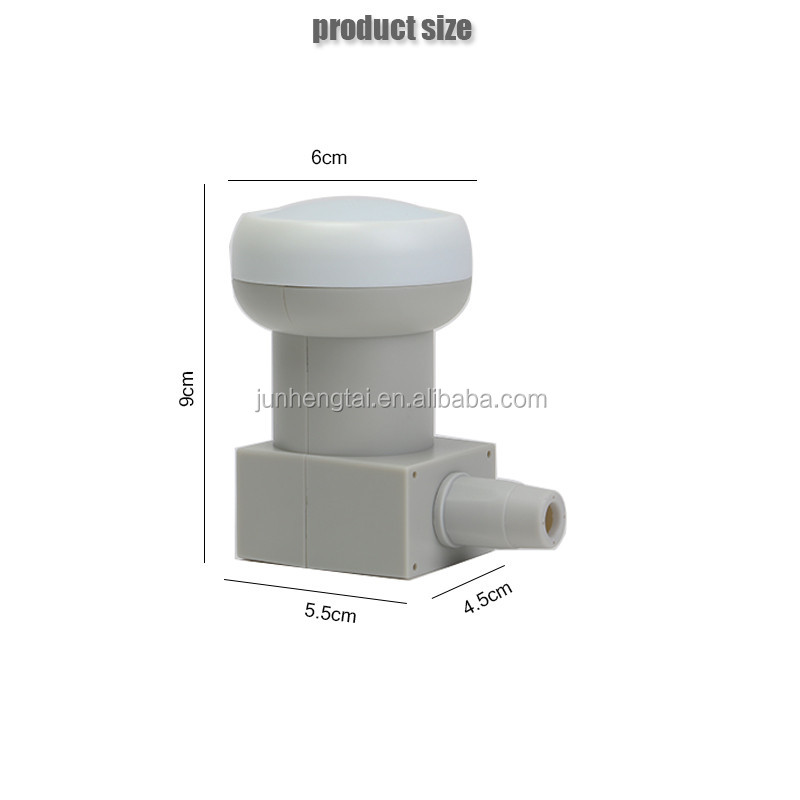 Manufacture with HD High Quality STRONG Universal Single Solution Satellite Ku band dish TV LNB