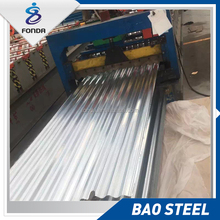 corrugated metal roofing iron steel sheet weight calculation